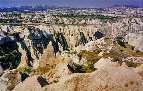 Cappadoce, en Turquie