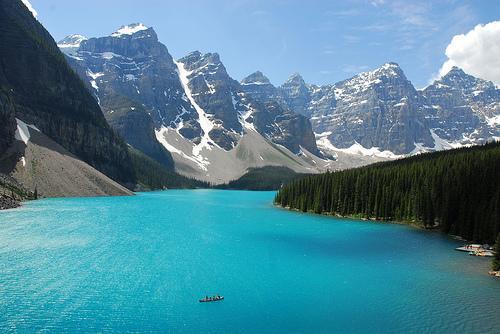Le parc national de Banff Canada